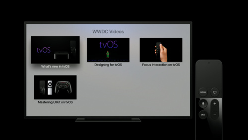 Deep Linking on tvOS