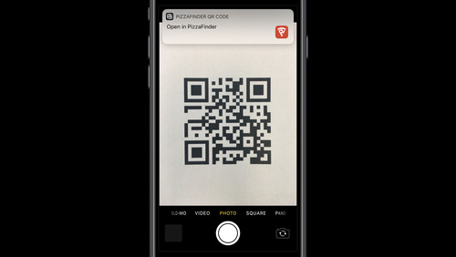 QR Code Recognition on iOS 11