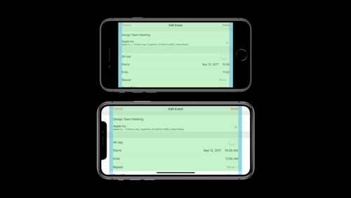 Designing for iPhone X - Tech Talks - Videos - Apple Developer