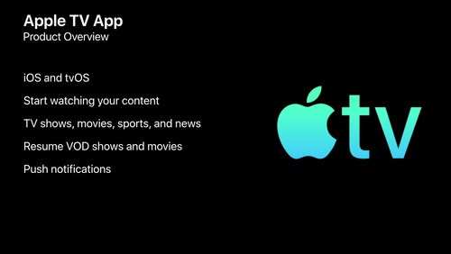 Apple TV App and Universal Search Video Integration - Part 1