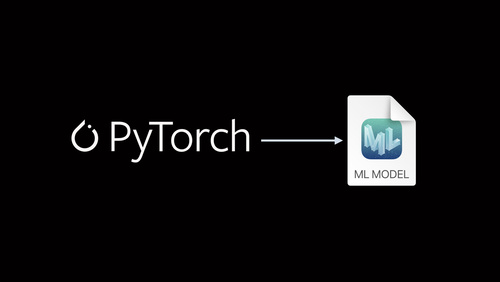 Convert PyTorch models to Core ML